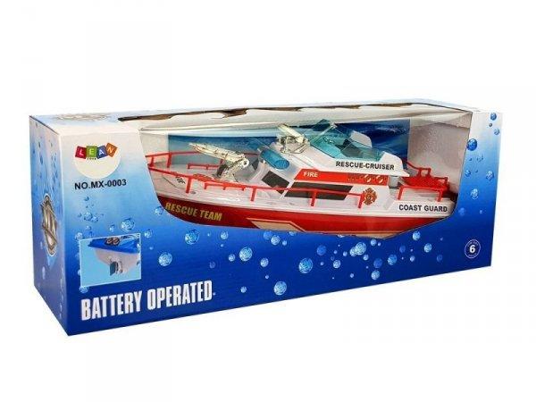 Łódź  Ratownicza Statek Na Baterie 4 Kierunki