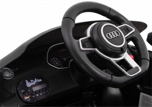 Auto na akumulator AUDI Quattro TT RS EVA 2.4G Czarny