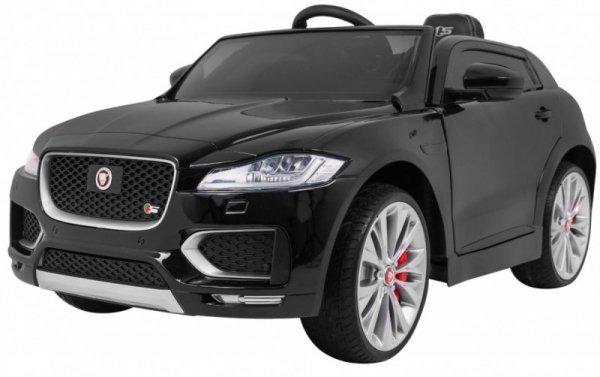 Auto na akumulator Jaguar F-Pace Lakierowany Czarny