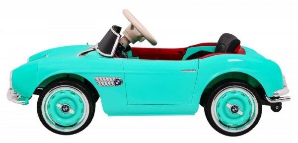 Auto na akumulator BMW 507 Retro Zielony