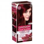 GARNIER Color Sensation farba do włosów 4.60 Intensywna Ciemna Czerwień