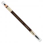 L'OREAL Color Riche Le Smoky Pencil Eyeliner And Smudger kredka do oczu dla kobiet 303 Deep Brown 5g