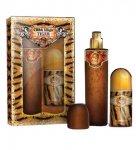 ZESTAW CUBA ORIGINAL Jungle Tiger woda perfumowana dla kobiet 100ml + dezodorant 50ml