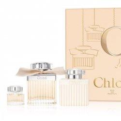 ZESTAW CHLOE Chloe Signature woda perfumowana dla kobiet 75ml + balsam do ciała 100ml + mini EDP 5ml