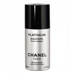 CHANEL Platinum Egoiste Pour Homme dezodorant dla mężczyzn 100ml