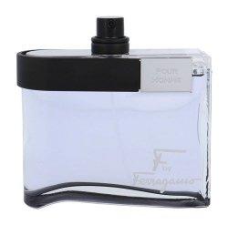 SALVATORE FERRAGAMO F Pour Homme Black perfumy męskie - woda toaletowa 100ml (FLAKON)
