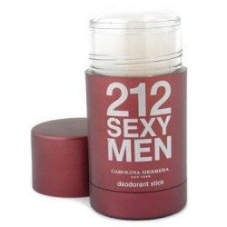 CAROLINA HERRERA 212 Sexy Men dezodorant w sztyfcie dla mężczyzn 75ml