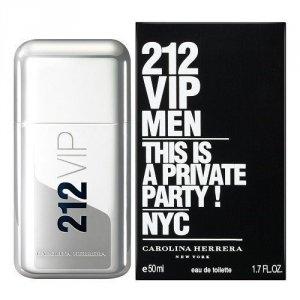 CAROLINA HERRERA 212 VIP MEN woda toaletowa dla mężczyzn 50ml