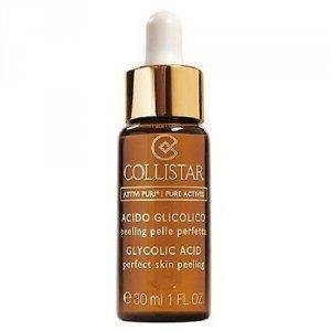 COLLISTAR Perfect Skin Peeling with Glycolic Acid peeling do twarzy z kwasem glikolowym 30ml