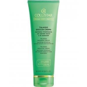 COLLISTAR Talasso Shower Cream kremowy peeling do ciała dla kobiet 250ml