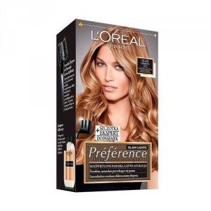 L'OREAL Glam Lights Preference farba do włosów krem rozjaśniający No. 2