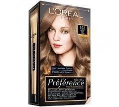 L'OREAL Recital Preference farba do włosów L 7.1 Islande