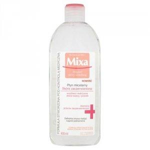 MIXA Ekspert skóry wrażliwej płyn micelarny do skóry zaczerwienionej 400ml