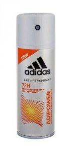 ADIDAS AdiPower dezodorant w sprayu dla mężczyzn 150ml