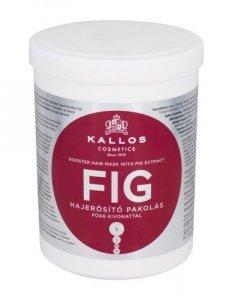 KALLOS COSMETICS Fig maska do włosów dla kobiet 1000ml