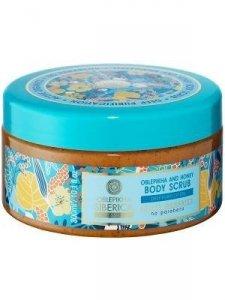 SIBERICA PROFESSIONAL Oblepikha And Honey Body Scrub peeling do ciała z rokitnikiem i miodem 300ml