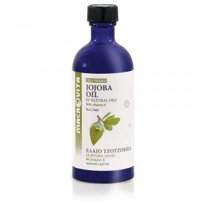 MACROVITA OLEJEK BIO-JOJOBA w naturalnych olejach tłoczony na zimno z witaminą E 100ml