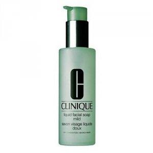 CLINIQUE Liquid Facial Soap Mild żel do mycia twarzy dla kobiet 200ml