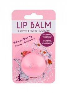 2K Beauty balsam do ust dla kobiet 5g (Strawberry)