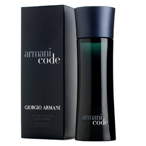 GIORGIO ARMANI Black Code woda toaletowa dla mężczyzn 125ml