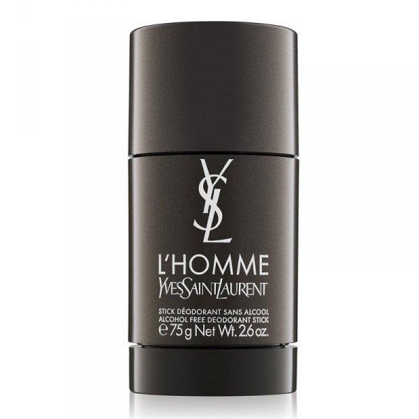 YVES SAINT LAURENT L'Homme dezodorant w sztyfcie dla mężczyzn 75g