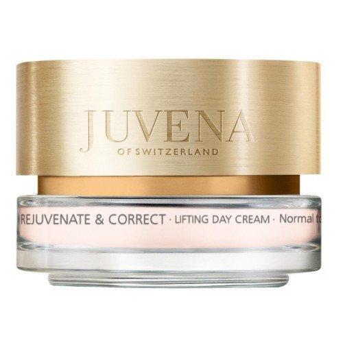JUVENA Rejuvenate & Correct Lifting Day Cream liftingujący krem do twarzy na dzień dla kobiet do skóry normalnej i suchej 50ml