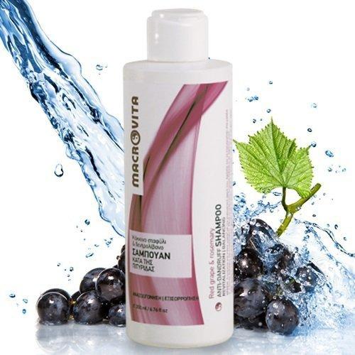 MACROVITA szampon przeciwłupieżowy 200ml