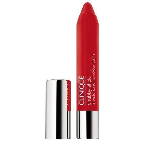 CLINIQUE Chubby Stick Moisturizing Lip Colour Balm błyszczyk do ust dla kobiet 11 Two Ton Tomato 3g