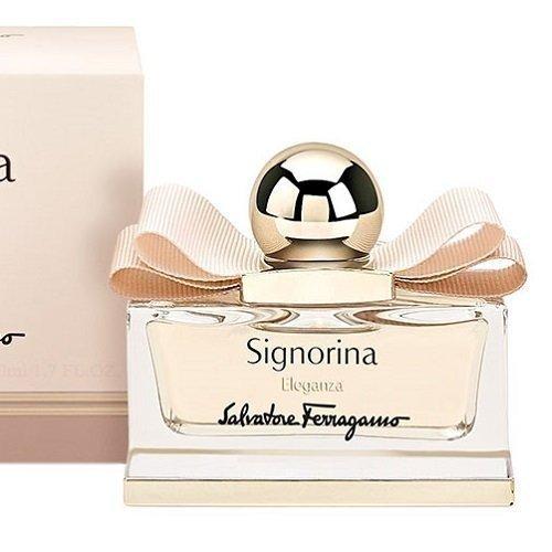 SALVATORE FERRAGAMO Signorina Eleganza woda perfumowana dla kobiet 50ml