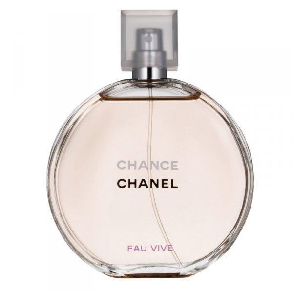 CHANEL Chance Eau Vive woda toaletowa dla kobiet 150ml