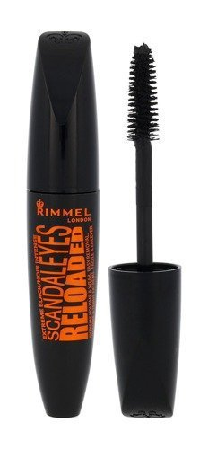 RIMMEL LONDON Scandal Eyes Reloaded tusz do rzęs pogrubiający dla kobiet 12ml (003 Extreme Black)