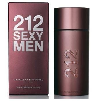 CAROLINA HERRERA 212 Sexy Men woda toaletowa dla mężczyzn 100ml