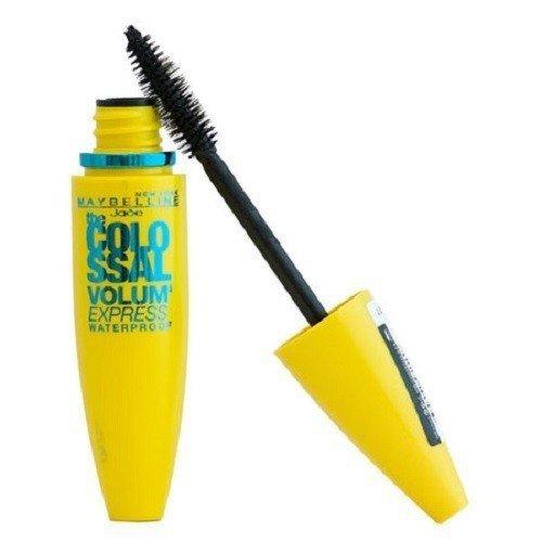 MAYBELLINE Mascara Colossal Volum Waterproof Black tusz do rzęs 10ml