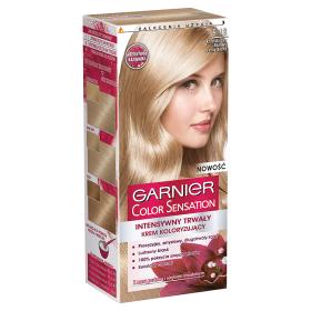 GARNIER Color Sensation farba do włosów 9.13 Krystaliczny Bezowy Jasny Blond
