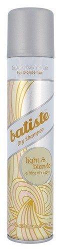 BATISTE Dry Shampoo suchy szampon do włosów LIGHT & BLONDE 200ml
