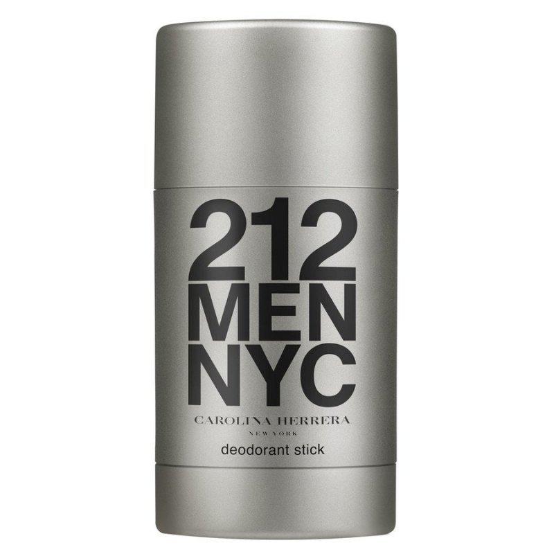 CAROLINA HERRERA 212 MEN NYC dezodorant w sztyfcie dla mężczyzn 75ml