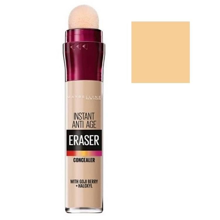 MAYBELLINE Instant Anti Age Eraser Concealer korektor pod oczy 6,8ml (02 Nude)