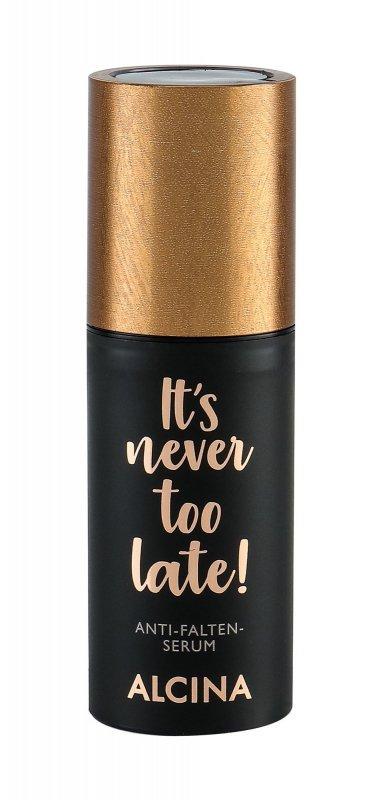 ALCINA It´s Never Too Late! (Serum do twarzy, W, 30ml)