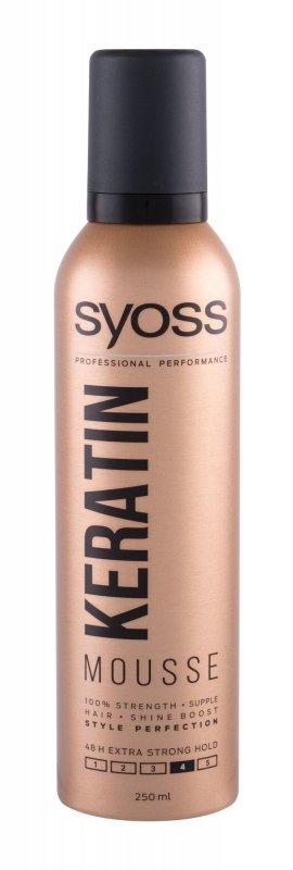 Syoss Professional Performance Keratin (Pianka do włosów, W, 250ml)