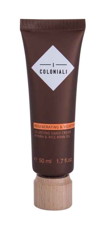 I Coloniali Myrrh & Rice Bran Oil (Krem do rąk, U, 50ml)