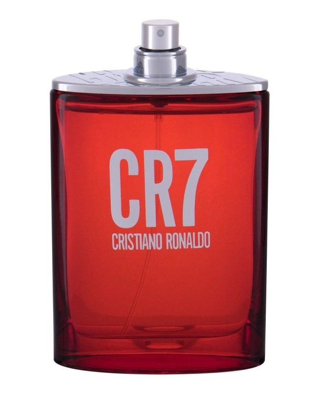 Cristiano Ronaldo CR7 (Woda toaletowa, M, 100ml, Tester)