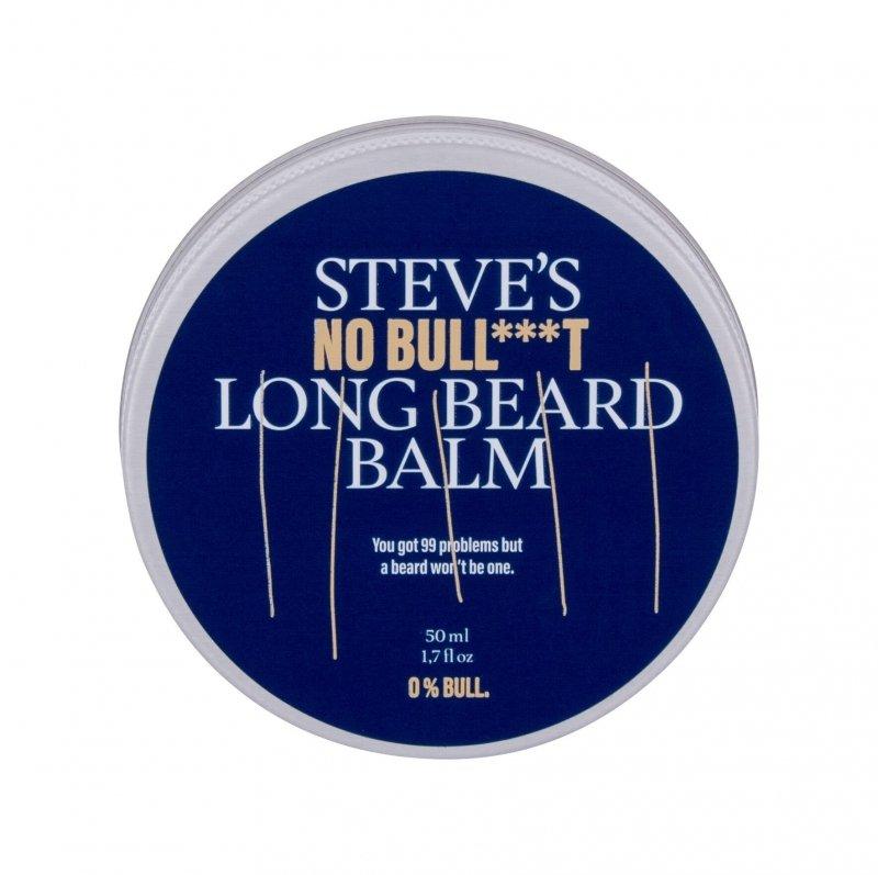 Steve´s No Bull***t Long Beard Balm (Wosk do zarostu, M, 50ml)