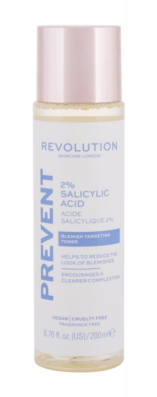 Revolution Skincare Prevent (Wody i spreje do twarzy, W, 200ml)