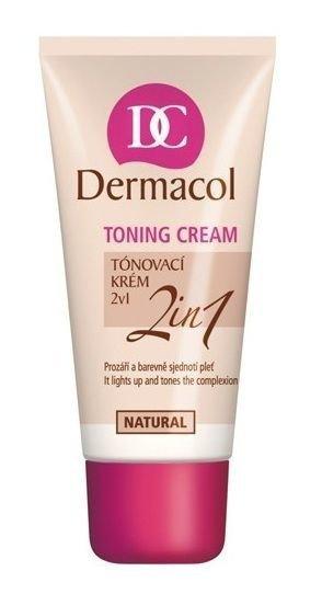 Dermacol Toning Cream (Krem BB, W, 30ml)