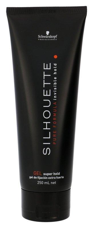 Schwarzkopf Professional Silhouette (Żel do włosów, W, 250ml)
