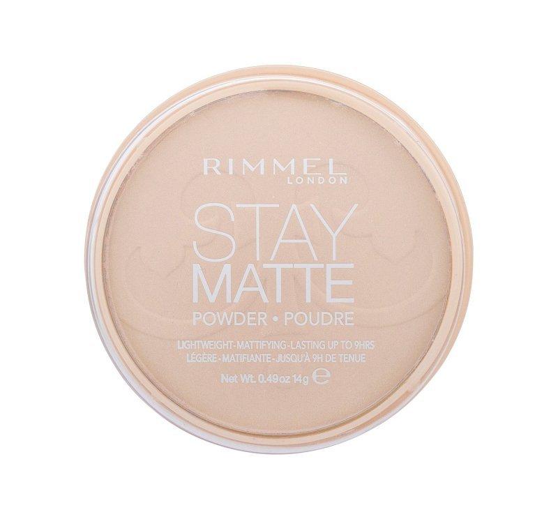 Rimmel London Stay Matte (Puder, W, 14g)