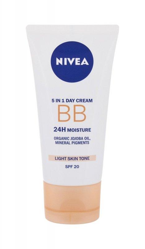 Nivea BB Cream 5in1 Day Cream (Krem BB, W, 50ml)