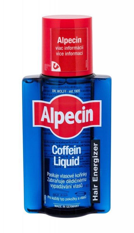 Alpecin Caffeine Liquid (Serum do włosów, M, 200ml)