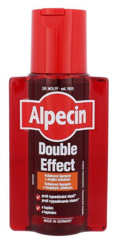 Alpecin Double Effect Caffeine (Szampon do włosów, M, 200ml)