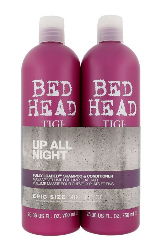 Tigi Bed Head Fully Loaded (Szampon do włosów, W, 750ml)
